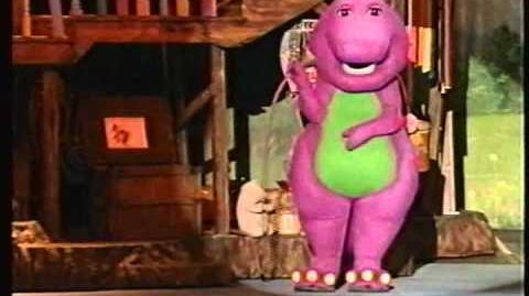 Barney Big Surprise (Part 3)