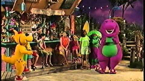 Imagine a Place from Barney's Beach Party