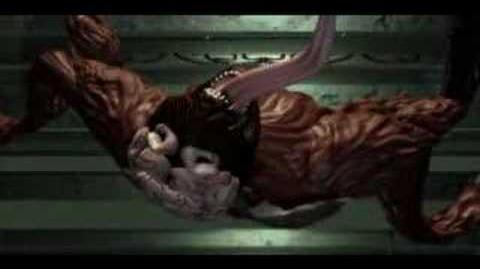 Resident Evil 2 cutscenes