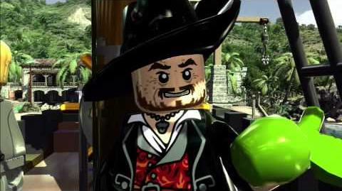 LEGO Pirates of the Caribbean The Video Game - PC PS3 X360