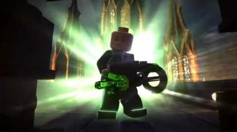 Lego Batman 2 First Look Intro Video