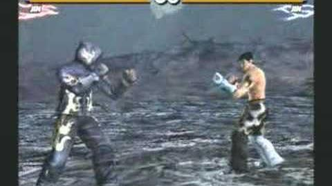Soul Rage Lunging Low Roundhouse Kick