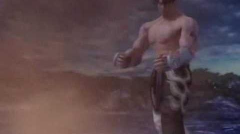Tekken 5 Jin ending