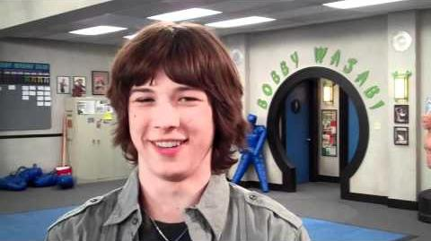 "Kickin' It Leo Howard ""Jack"" Disney XD"