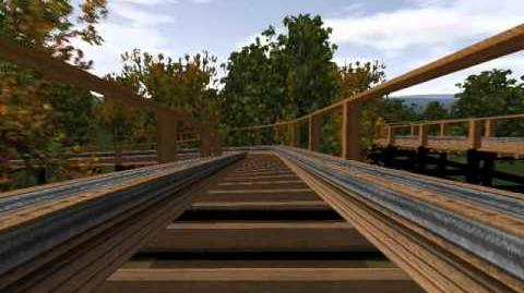 Dip the Dips Scenic Railway (Cedar Point)