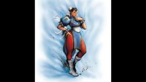 Chun-Li's Remade Stage Theme - Street Fighter Tribute Album