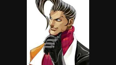 Street Fighter EX 3 Coldman Rosso theme