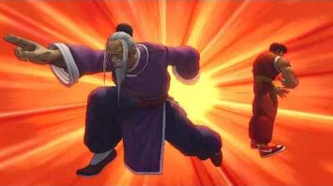 Super Street Fighter 4 - Gen Ultra 1 Zetsuei