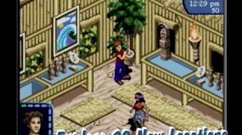 Los Sims Toman la Calle - Tráiler GBA