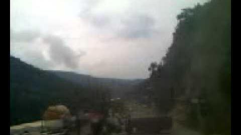 Cerro caucaguita se cae.