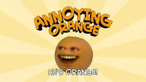 Annoying Orange Orange Theme Song