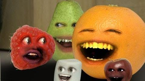 Annoying Orange Rap-berry
