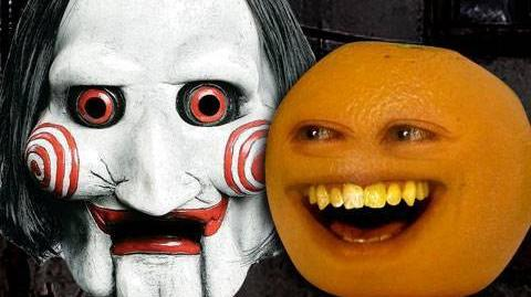 Annoying Orange Saw