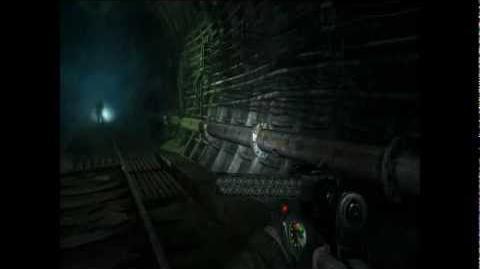 Metro 2033 - Singing Pipes...?