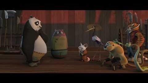 Kung Fu Panda trailers