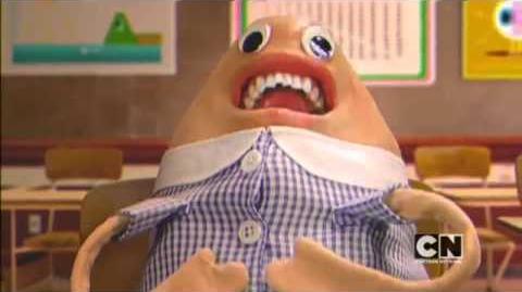 La risa de la chica de la barbilla Elmore Stream - El asombroso mundo de Gumball