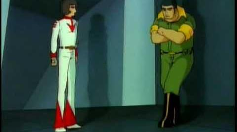 Star Blazers Season 2 The Comet Empire eps 19 part 1 of 3 remastered