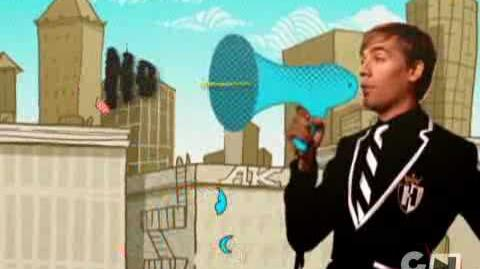 Cartoon Network Rebrand 2007