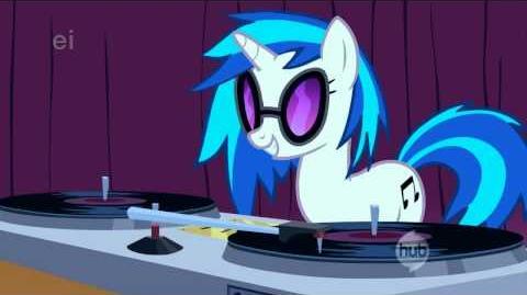 DJ PON-3 Don't Stop the Ponies