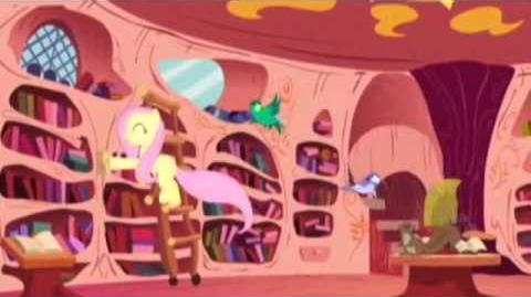 Fluttershy Sings the My Little Pony Theme