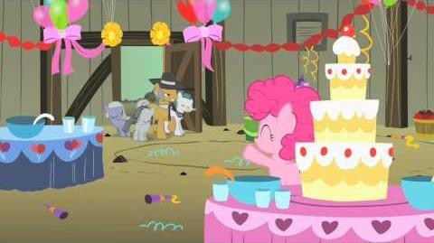 Friendship is Magic - Pinkie Pies Rock Farm