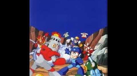 Mega Man Dr. Wily's Revenge (GB) Alternate Ending Theme