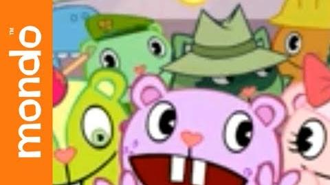 Happy Tree Friends - YouTube Live