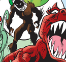 Devil Dinosaur (Earth-1298) from Mutant X Annual Vol 1 2001 0001.png