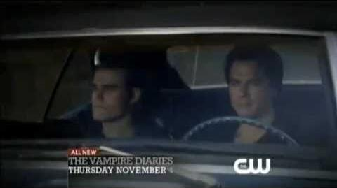 The Vampire Diaries Extended Promo 2x08 - Rose (Song Otto's Daughter - Mars)