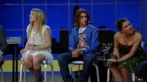 Lemonade Mouth - Livin On a High Wire Complete Music Video (Movie Scene) w Interview