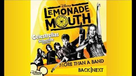 Lemonade Mouth - More than a band - Soundtrack