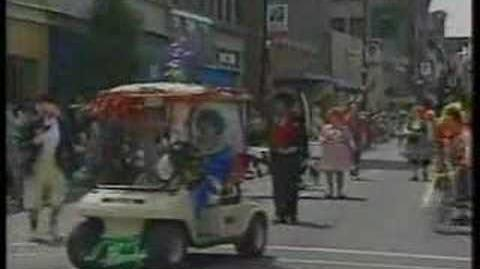 Clown Parade 2006