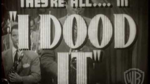 I Dood It (Short Trailer)
