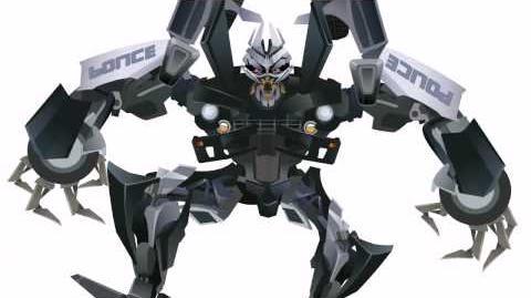 BARRICADE Transform - Short Flash Transformers Series