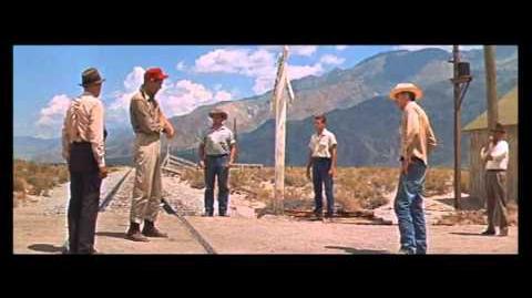 Bad Day At Black Rock (1955) Trailer