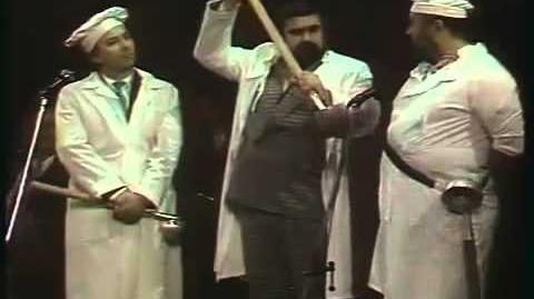 Kabaret Tey - Kociołek (Cały skecz)