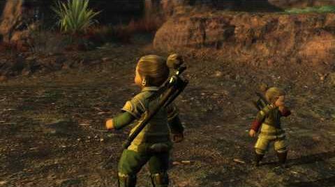 FINAL FANTASY XIV E3 2010 Trailer (North American version)