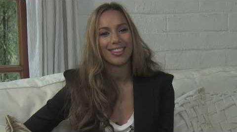 FFXIII Leona Lewis