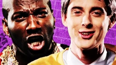 Mr. T vs Mr. Rogers