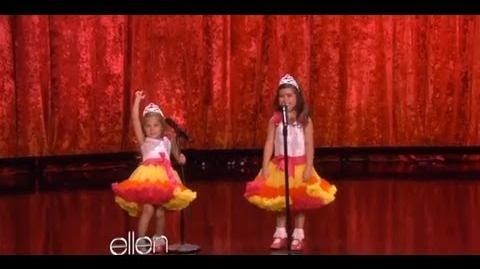 Moment 4 Life (The Ellen Show)