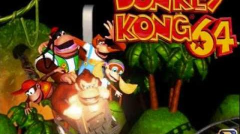 Donkey kong 64 - frantic factory - R&D research and development