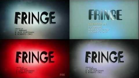 All Fringe 4 Diffrent Intro At Once