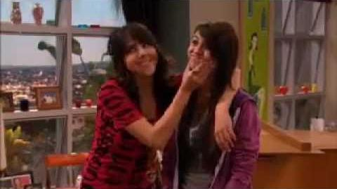 1º Promo Nickelodeon LA Victorious