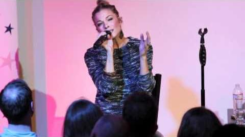 LeAnn Rimes Unplugged performing Adele's