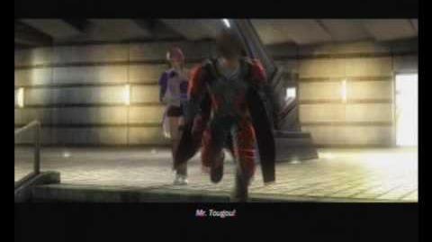 Death of Tougou (Lars's Friend)
