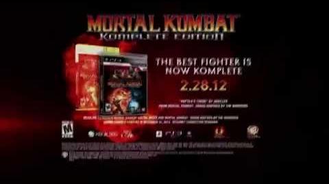 Mortal Kombat Komplete Edition!