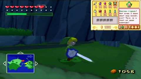 The Legend of Zelda The Wind Waker - Tingle Tuner