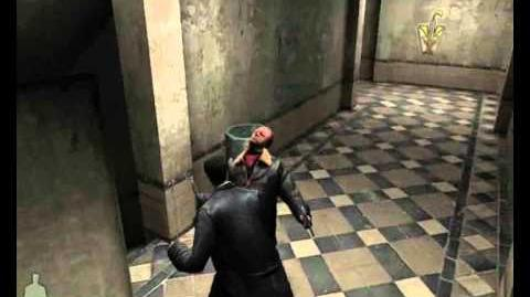Max Payne - Police Brutality using ONLY the lead pipe!