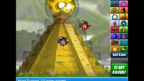Bloons tower defense 4 expansion temple secret