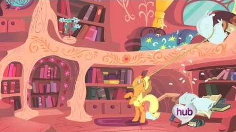 MLP Meet the Engineer (Applejack)